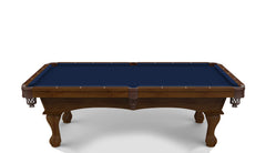 Hainsworth Classic Series - Marine Blue Pool Table Cloth