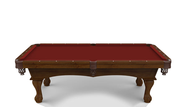 Hainsworth Classic Series - Red Pool Table Cloth