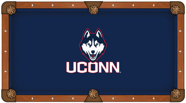 Connecticut Logo Billiard Cloth