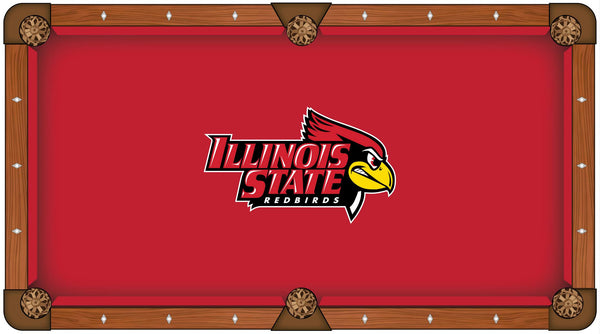 Illinois State Logo Billiard Cloth