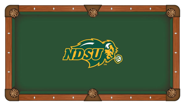 North Dakota State Logo Billiard Cloth