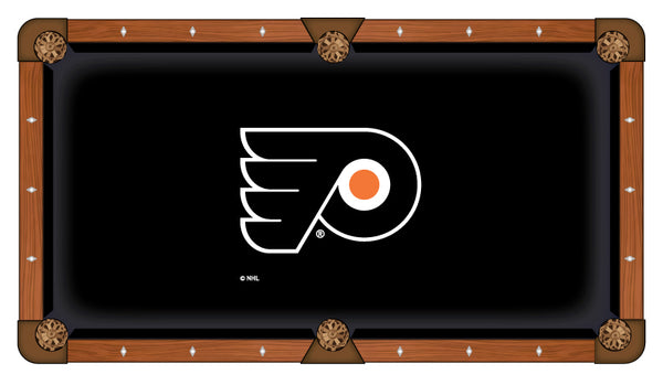 Philadelphia Flyers Logo Billiard Cloth