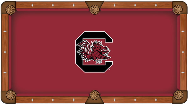 South Carolina Logo Billiard Cloth