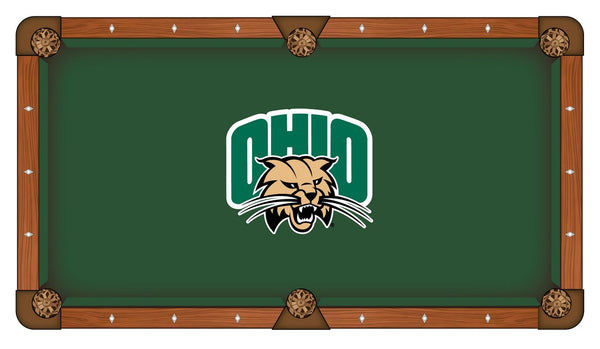 Ohio Logo Billiard Cloth
