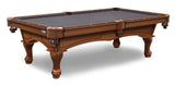 Non Logo Pool Table Chardonnay Finish