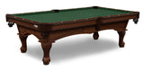 Non Logo Pool Table Navajo Finish