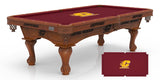 Central Michigan Pool Table