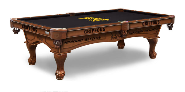 Missouri Western State Pool Table