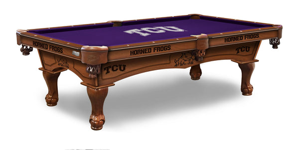 Texas Christian Pool Table
