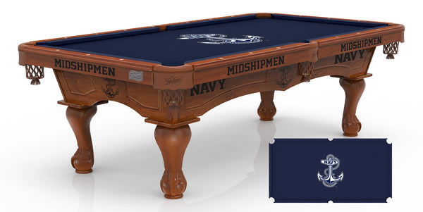 US Naval Academy Pool Table