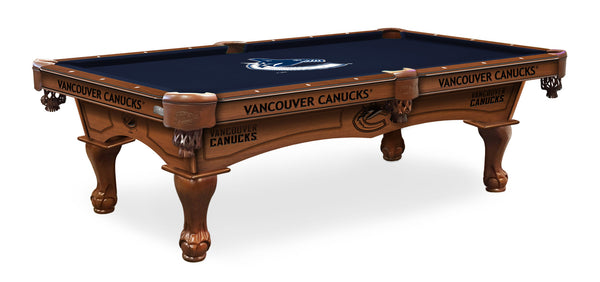 Vancouver Canucks Pool Table
