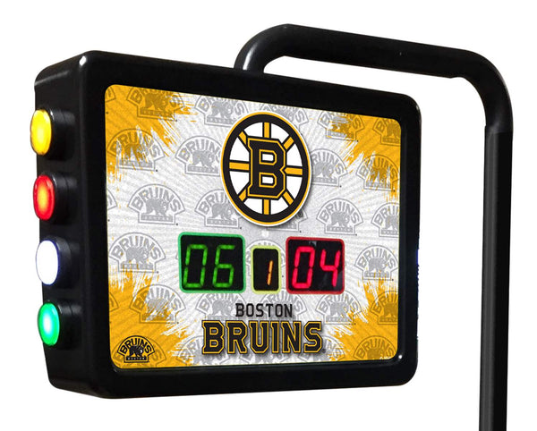 Boston Bruins Shuffleboard Scoring Unit