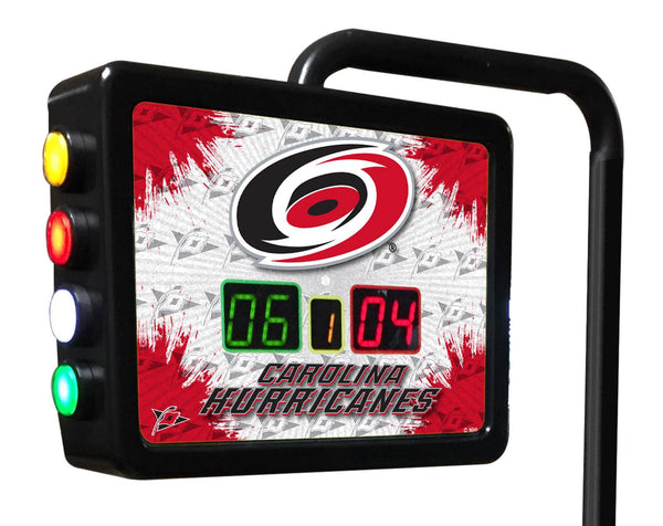 Carolina Hurricanes Shuffleboard Scoring Unit