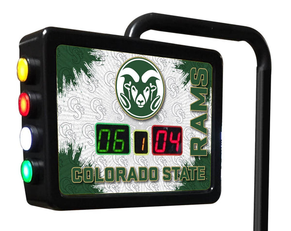 Colorado State Shuffleboard Scoring Unit