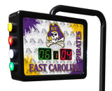 East Carolina Shuffleboard Scoring Unit