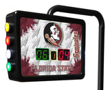 Florida State Seminole Head Shuffleboard Scoring Unit