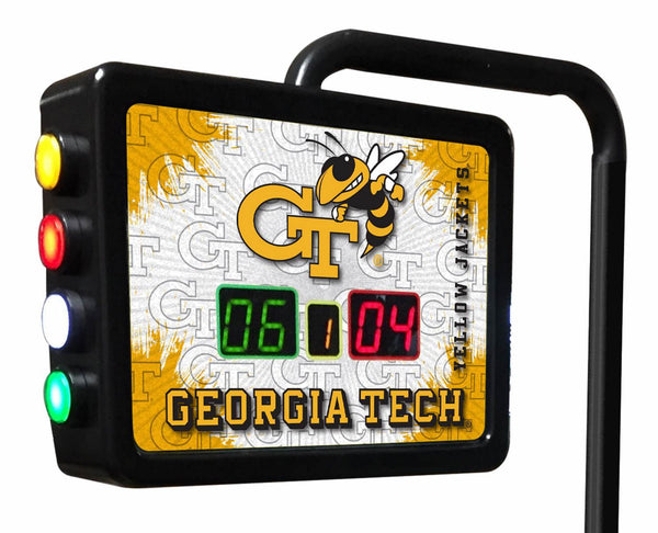Georgia Tech Shuffleboard Scoring Unit