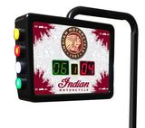 Indian Motorcycles Shuffleboard Scoring Unit