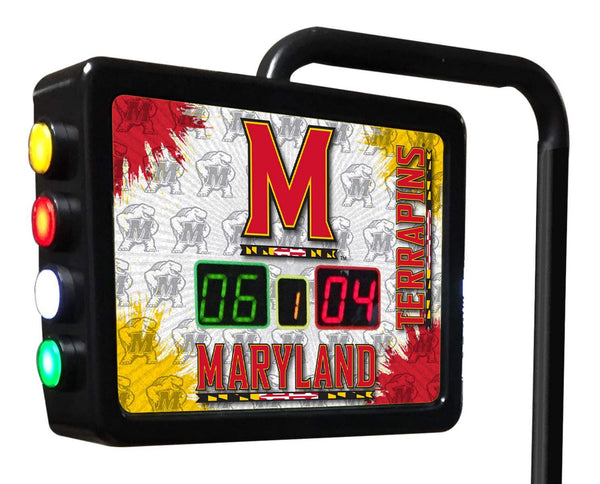 Maryland Shuffleboard Scoring Unit