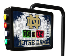 University of Notre Dame ND Block Shuffleboard Table Electronic Scoring Unit