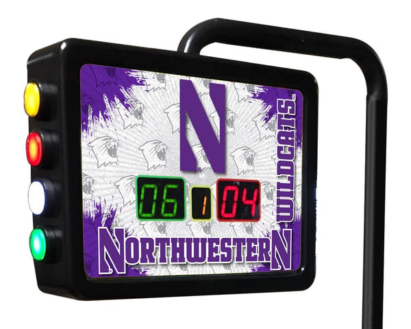 Northwestern Shuffleboard Scoring Unit