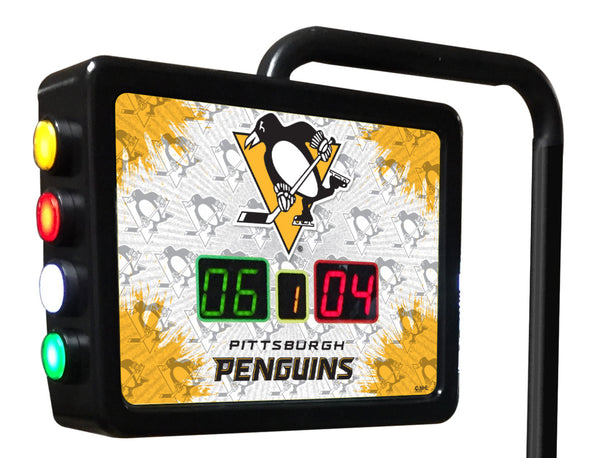 Pittsburgh Penguins Shuffleboard Scoring Unit