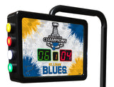 St. Louis Blues Stanely Cup Shuffleboard Table