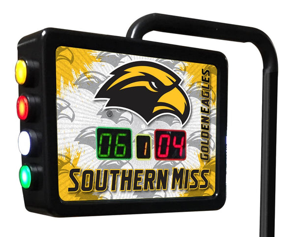 Southern Miss Shuffleboard Scoring Unit