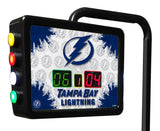 Tampa Bay Lightning Shuffleboard Scoring Unit