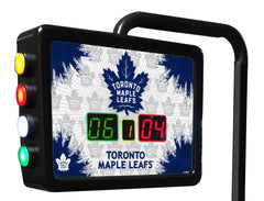 Toronto Maple Leafs Shuffleboard Table Electronic Scoring Unit