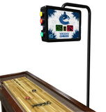 Vancouver Canucks Shuffleboard Scoring Unit