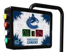 Vancouver Canucks Shuffleboard Table Electronic Scoring Unit