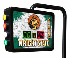 Wright State University Shuffleboard Table Electronic Scoring Unit