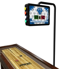 University of Washington and Lee Shuffleboard Electronic Scoring Unit