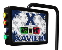 Xavier University Shuffleboard Table Electronic Scoring Unit