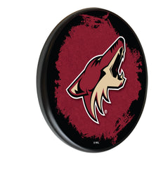 Arizona Coyotes Printed Wood Sign