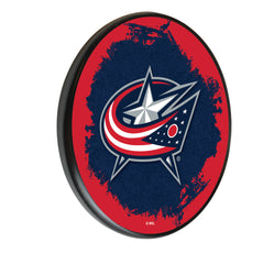 Columbus Blue Jackets Printed Wood Sign