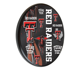 Texas Tech Red Raiders Printed Wood Sign