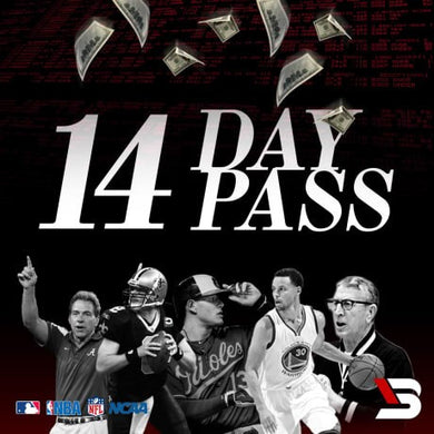 MLB 14 Day Pass