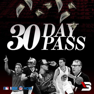 MLB 30 Day Pass
