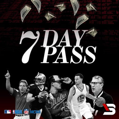 MLB 7 Day Pass
