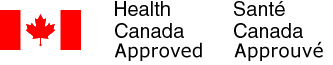 Health Canada Approved Products