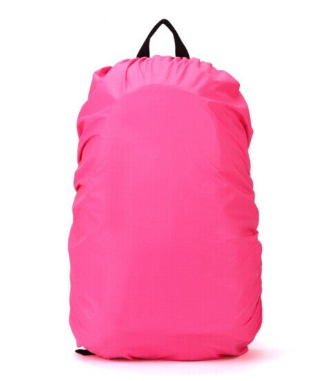 Gift To You: New Waterproof Backpack Dust & Rain Cover 35L