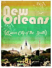 Experience New Orleans: August