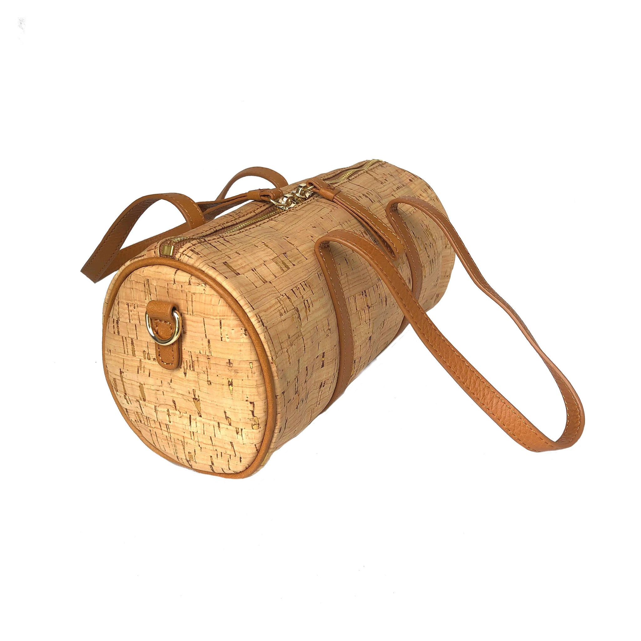 Cork Barrel Bag