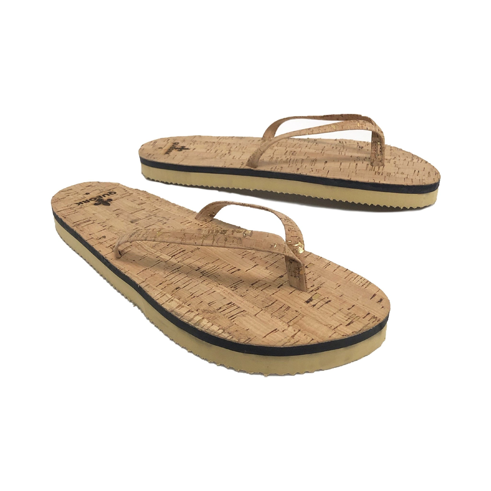 Women's Cork Flip Flops (NM)