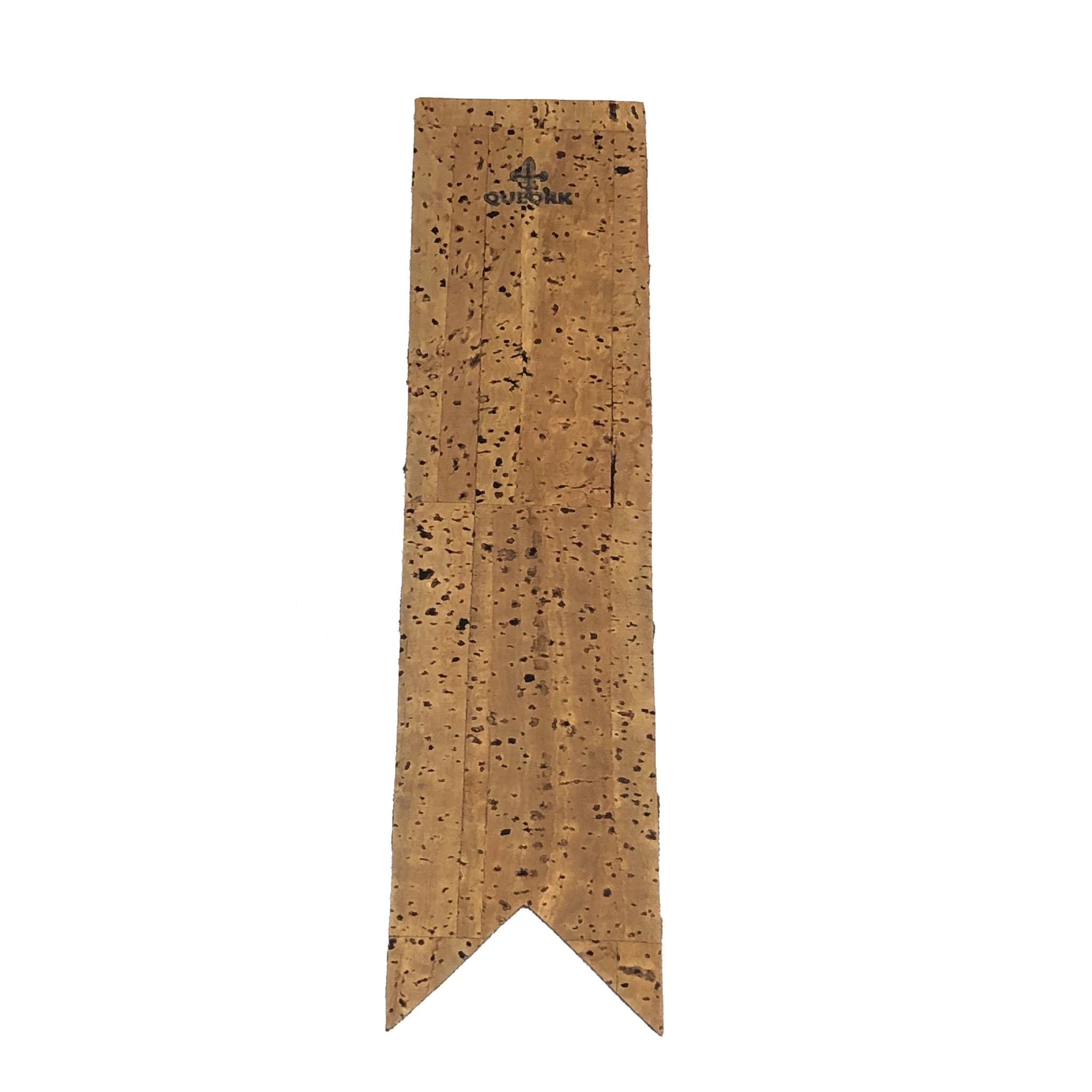 queork cork bookmark beige