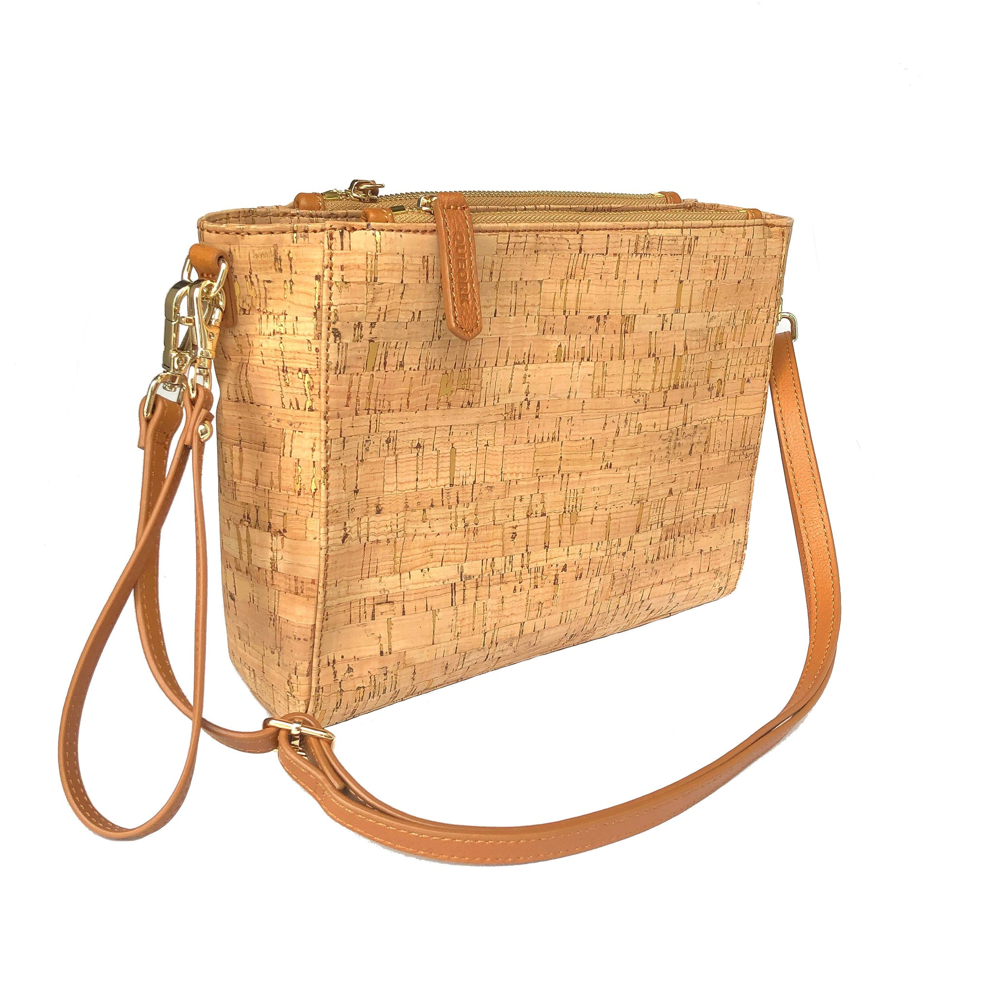 Jackson Mini Cork Crossbody Handbag