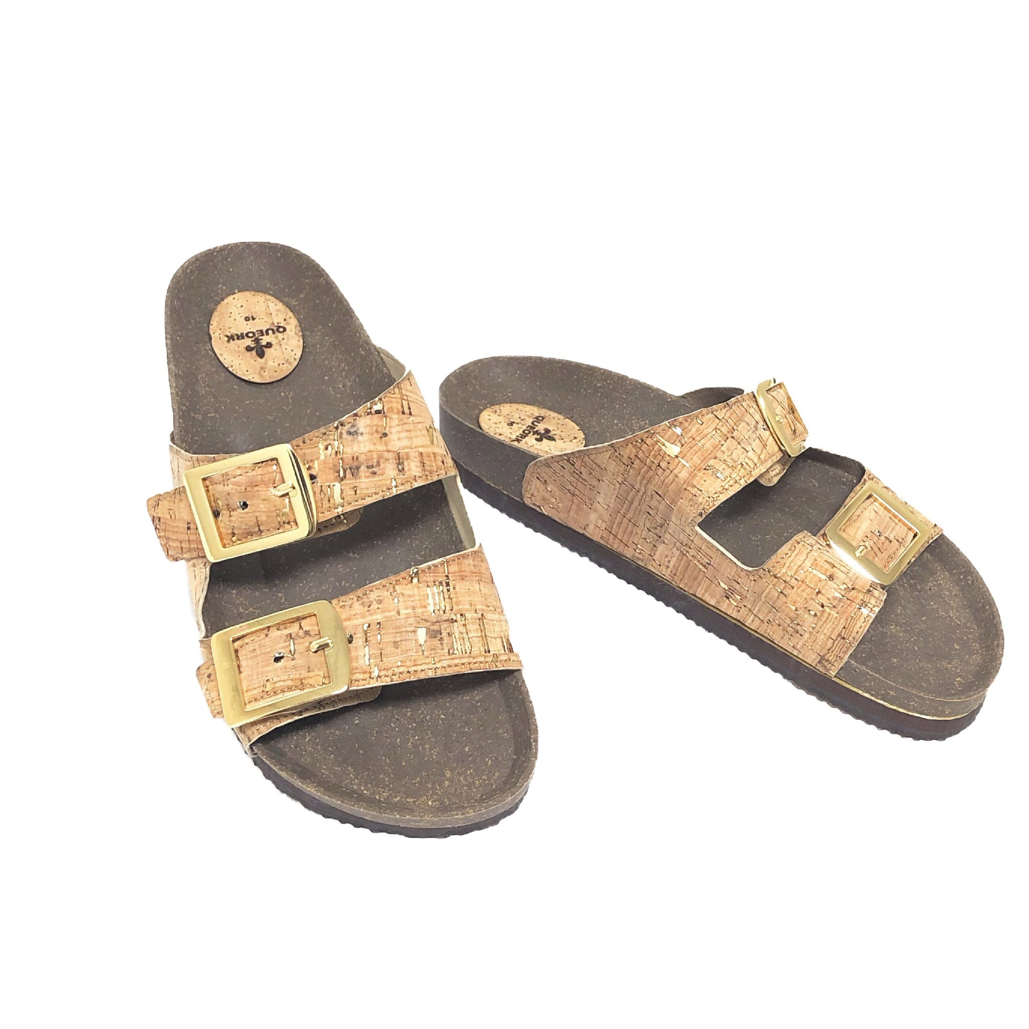 Double Buckle Sandal NM
