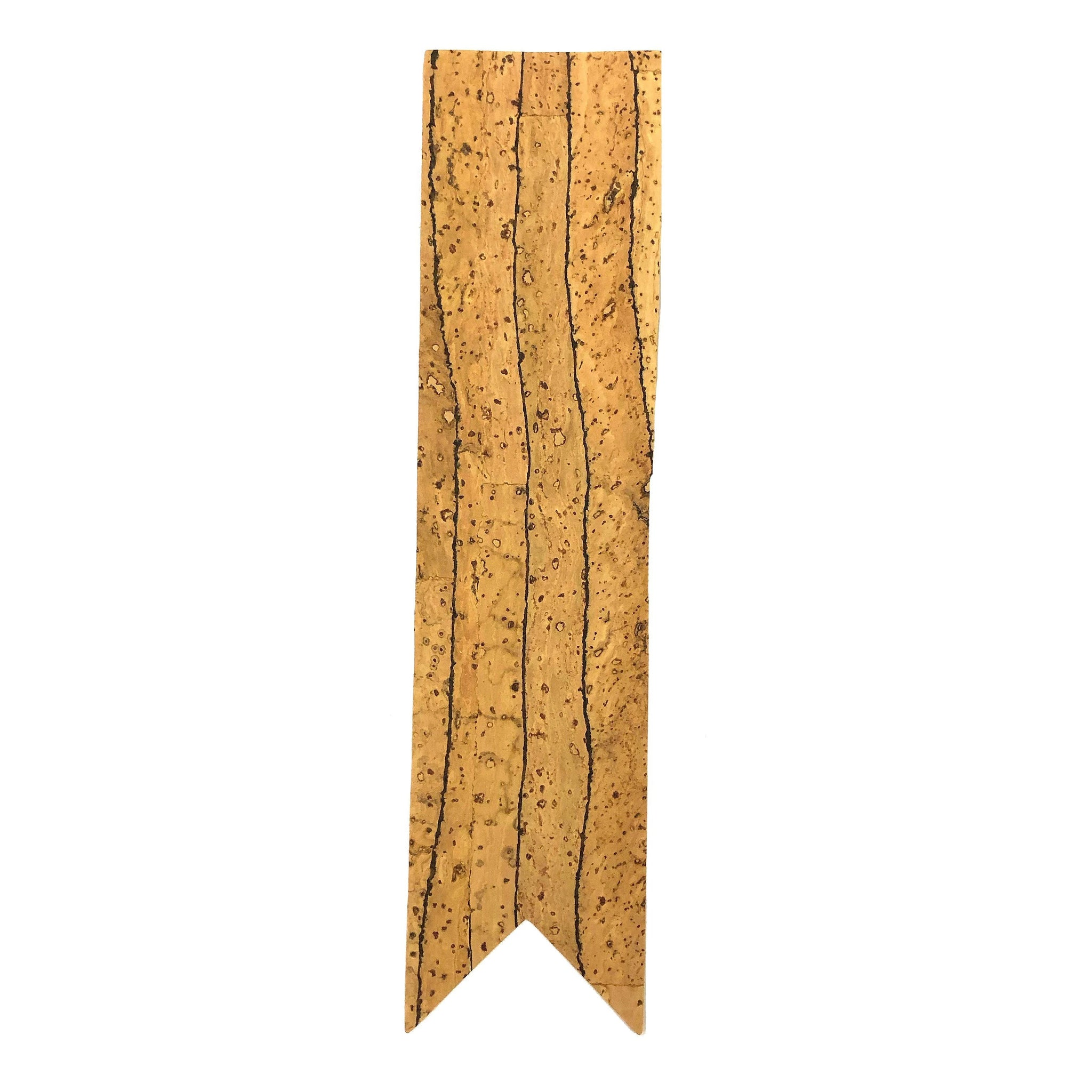 queork cork bookmark tiger